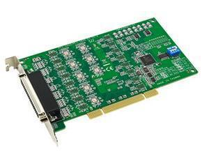 Advantech PCI-1620A-DE 8 Port RS-232 PCI Communication Card - Office Connect