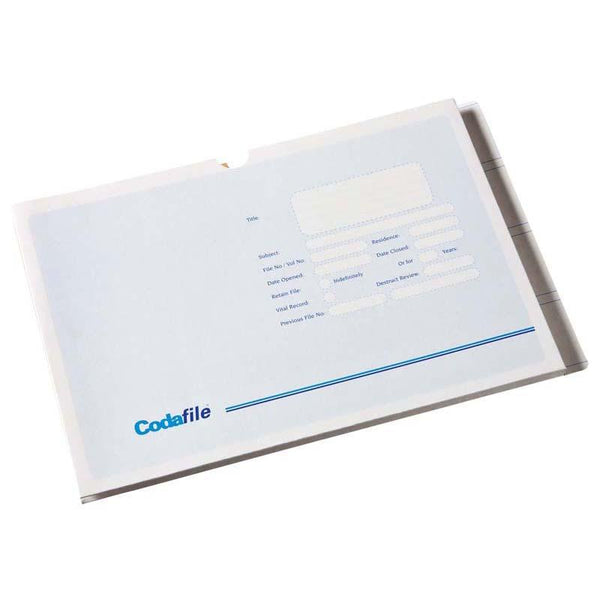 Codafile Pocket Wallet 35mm Box 20 - Office Connect