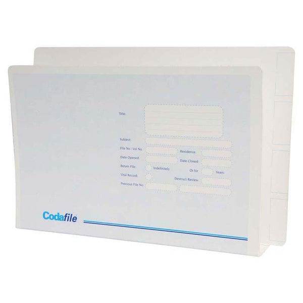 Codafile File Standard Heavy Box 100 - Office Connect