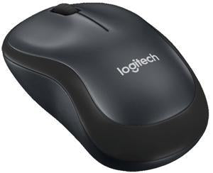 Logitech M221 Silent Wireless Mouse Black - Office Connect