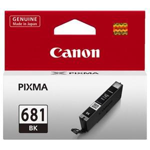 Canon CLI681BK Standard Yield Black Ink Cartridge - Office Connect