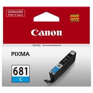 Canon CLI681C Cyan Standard Yield Ink Cartridge - Office Connect