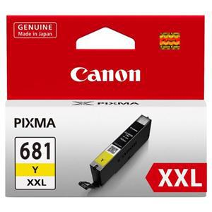 Canon CLI681XXLY Extra High Yield Yellow Ink Cartridge - Office Connect