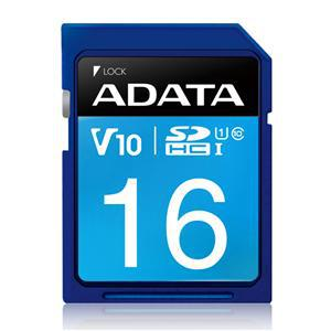 ADATA Premier UHS-I SDHC Card 16GB - Office Connect