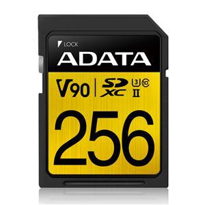ADATA Premier ONE V90 UHS-II SDXC Card 256GB - Office Connect