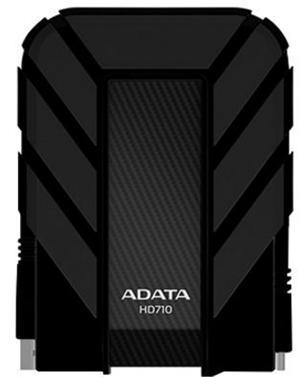 ADATA HD710 Pro Durable USB3.1 External HDD 4TB Black - Office Connect