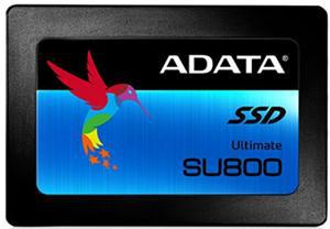 "ADATA SU800 Ultimate SATA3 2.5"" 3D NAND SSD 512GB 3Yr Wty - Office Connect"