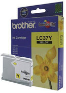 Brother LC37Y Yellow Ink Cartridge - Office Connect