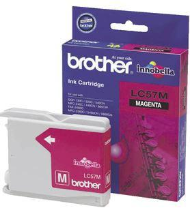 Brother LC57M Magenta Ink Cartridge - Office Connect