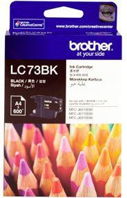 Brother LC73BK Black Ink Cartridge - Office Connect