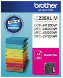 Brother LC235XLM Magenta High Yield Ink Cartridge - Office Connect