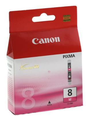 Canon CLI8M Magenta Ink Cartridge - Office Connect