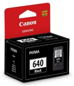 Canon PG640 Black Ink Cartridge - Office Connect