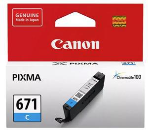 Canon CLI671C Cyan Ink Cartridge - Office Connect