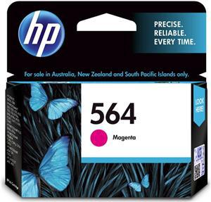 HP 564 Magenta Ink Cartridge - Office Connect