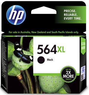 HP 564XL High Yield Black Ink Catridge - Office Connect