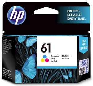 HP 61 Tri-Colour Ink Cartridge - Office Connect