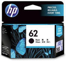 HP 62 Black Ink Cartridge - Office Connect