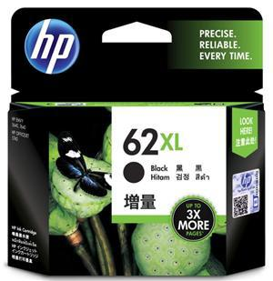 HP 62XL High Yield Black Ink Cartridge - Office Connect
