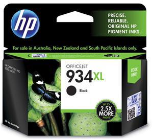 HP 934XL Black High Yield Ink Cartridge - Office Connect