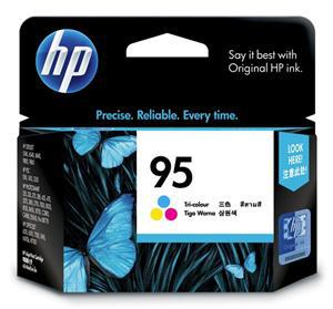 HP 95 Tri-Colour Ink Cartridge - Office Connect