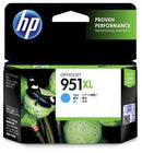 HP 951XL Cyan High Yield Ink Cartridge - Office Connect