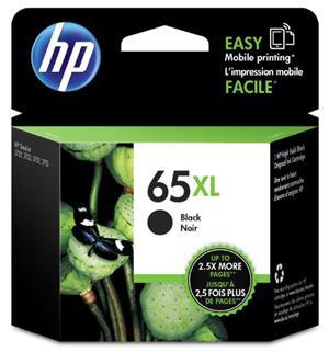 HP 65XL Black High Yield Ink Cartridge - Office Connect