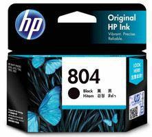 HP 804 Black Ink Cartridge - Office Connect