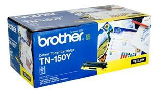 Brother TN-150Y Yellow Toner - Office Connect
