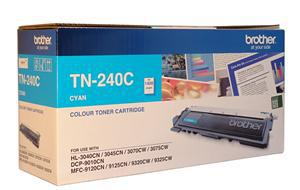 Brother TN-240C Cyan Toner - Office Connect