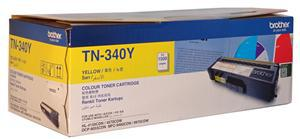 Brother TN-340Y Yellow Toner - Office Connect