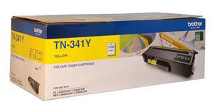 Brother TN-341Y Yellow Toner - Office Connect