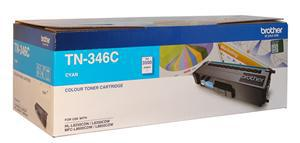 Brother TN-346C Cyan High Yield Toner - Office Connect