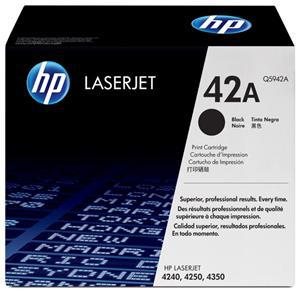 HP 42A Black Toner - Office Connect