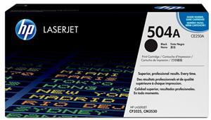 HP 504A Black Toner Cartridge - Office Connect