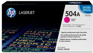 HP 504A Magenta Toner Cartridge - Office Connect