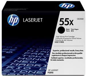 HP 55X Black High Yield Toner - Office Connect