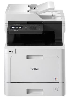 Brother MFCL8690CDW 31ppm Colour Laser MFC Printer WiFi - Office Connect
