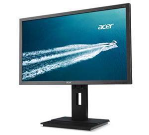 "Acer B246HL 24"" 16:9 1920x1080 FHD LCD 5ms VGA DVI DP Ergo Monitor - Office Connect"
