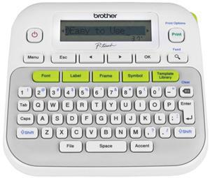 Brother PTD210 P-Touch Desktop Label Printer - Office Connect