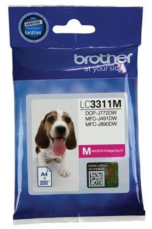 Brother LC3311M Magenta Ink Cartridge - Office Connect