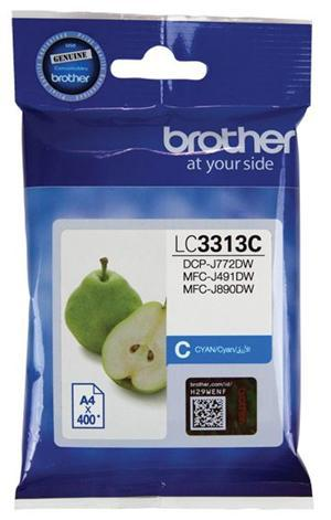 Brother LC3313C Cyan Ink Cartridge High Yield - Office Connect