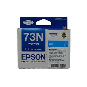Epson 73N Cyan Ink Cartridge - Office Connect