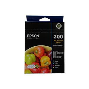 Epson 200 Ink Cartridge Value Pack - Office Connect