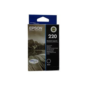 Epson 220 Black Ink Cartridge - Office Connect