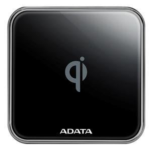 Adata Wireless QI Charging Pad 10w - Black - Office Connect