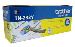Brother TN-233Y Yellow Toner Cartridge - Office Connect