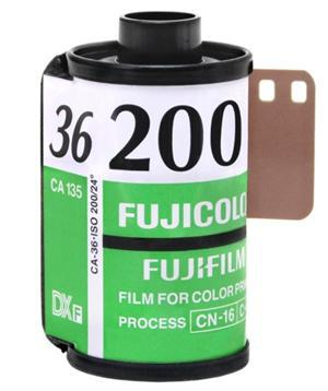 Fujifilm Fujicolor C200 135-36 Film Canister - Office Connect