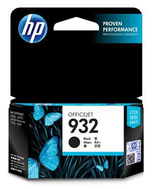 HP 932 Black Ink Cartridge - Office Connect