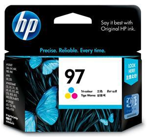 HP 97 Tri-color Ink Cartridge - Office Connect